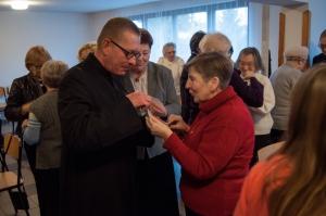Opłatek grup parafialnych