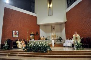 X rocznica Konsekracji kościoła