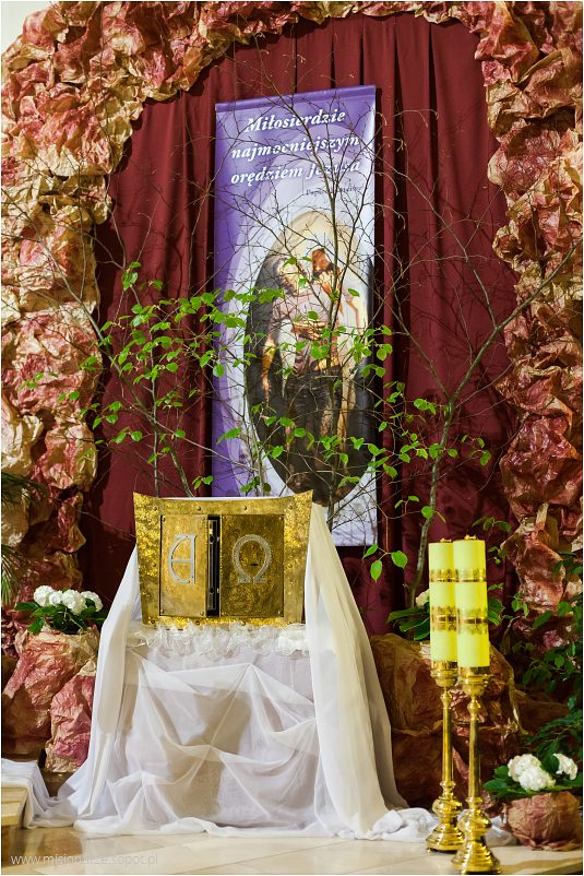 Wielki Czwartek - pierwszy dzień Triduum Paschalnego