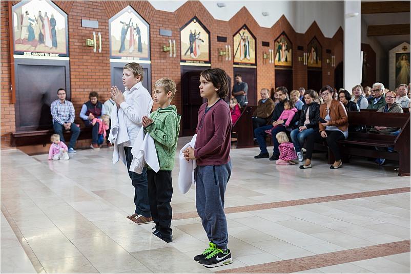 Liturgiczna Służba Ołtarza - uroczystość