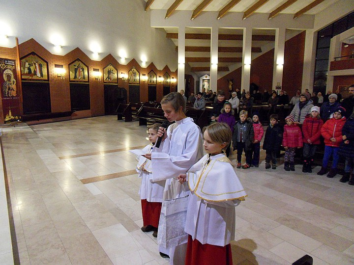 30 listopada 2016 - imieniny ks.Andrzeja