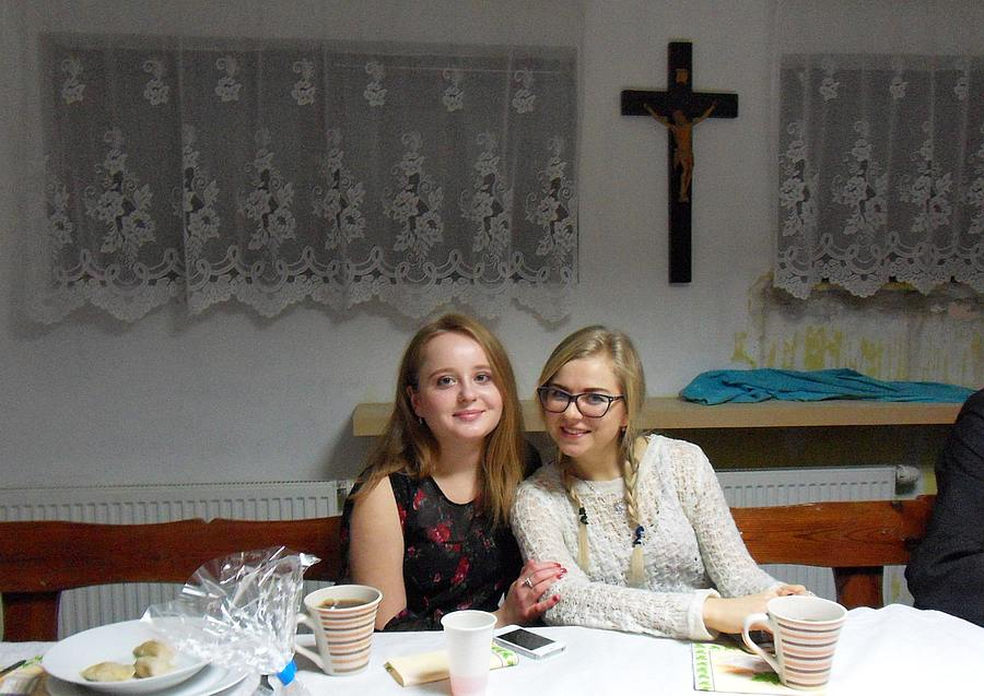 """Duszpasterstwo Młodzieżowe """"NaGórce"""" - Wigilia 2017"""