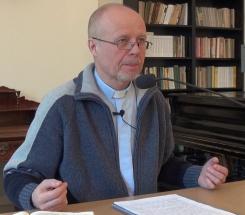 ks. prof.dra hab. Waldemar Rakocy CM, wykładowca biblistyki, wieloletni pracownik naukowy naKatolickim Uniwersytecie Lubelskim